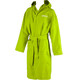 arena Zeal Bathrobe acid lime-white